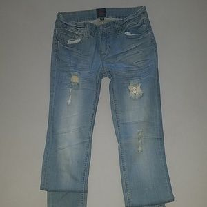 Bebe wash jeans